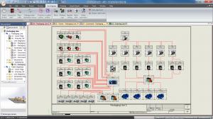elecworks wiring diagram por a pre-study