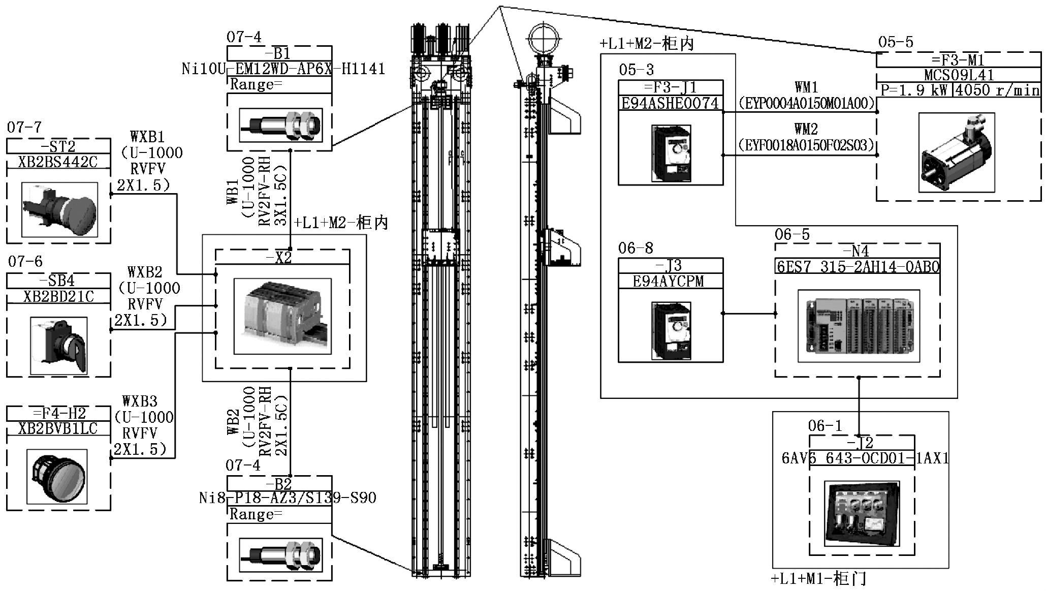 elecworks设备方案设计