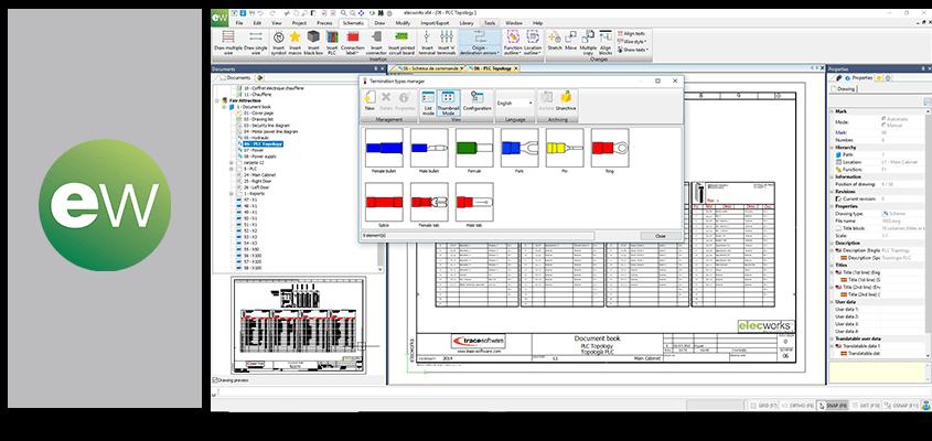 电气设计软件elecworks-2019-ptc-creo