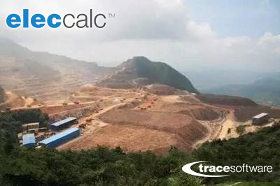 中国黄金电气设计计算eleccalc