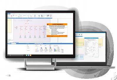 ARC FLASH-eleccalc电气计算软件